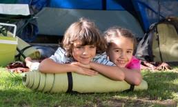 Prevención de piojos en los campamentos de verano