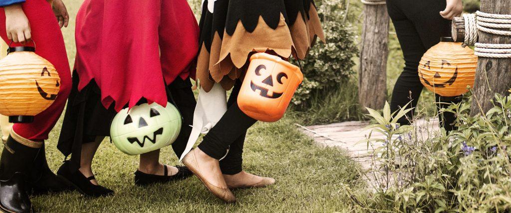 halloween tópicos